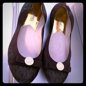 Michael Kors Dixie Ballet Flats